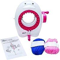 Blesiya 子供 編機 ペンギン形 スカーフ 帽子 スマート 編み機 知育玩具 キッズ ギフト