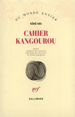 Cahier kangourou