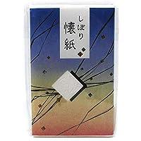 M 懐紙 吸水性が良くやわらかい 懐石用 しぼり懐紙 1帖 茶道具 茶席