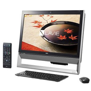 LAVIE Desk All-in-one DA570/CAB PC-DA570CAB