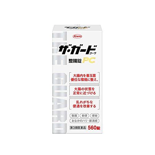 【第3類医薬品】ザ・ガードコーワ整腸錠PC 560錠