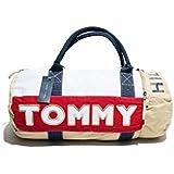 TOMMY HILFIGER トミー ヒルフィガー ボストン バック (BEIGE)