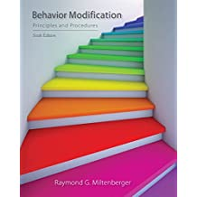 Behavior Modification : Principles and Procedures