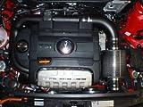 Forge Motorsport エアーインダクションキット カーボンエアーインテークキット FMINDP14 VW POLO ポロ GTI Scirocco シロッコ TSI