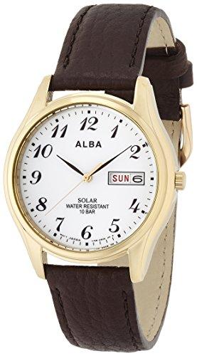 セイコー AEFD544 ALBA アルバ  ソーラー メンズ