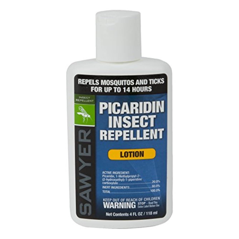 委託緊張真実Sawyer Products SP564 Premium Insect Repellent with 20% Picaridin, Lotion, 4-Ounce by Sawyer Products
