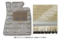 ◇純正品以上の形状マッチにこだわった 車種専用カーマット ムーヴ(10/10~13/10)用 品番:Move-3 DX-09 ウインドベージュ