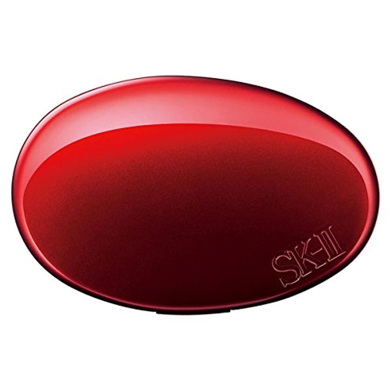 使用法流産眉SK-II コンパクトフォアパウダーレッド