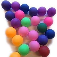 its  ピンポン玉 8色ミックス娯楽用 卓球ボール大量 卓球ゲーム レジャー イベント