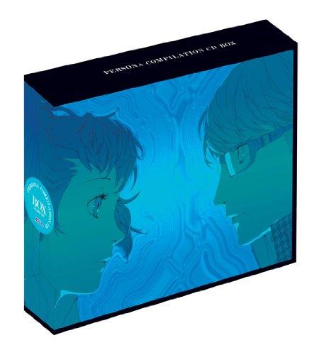 ペルソナコンピレーションCD-BOX