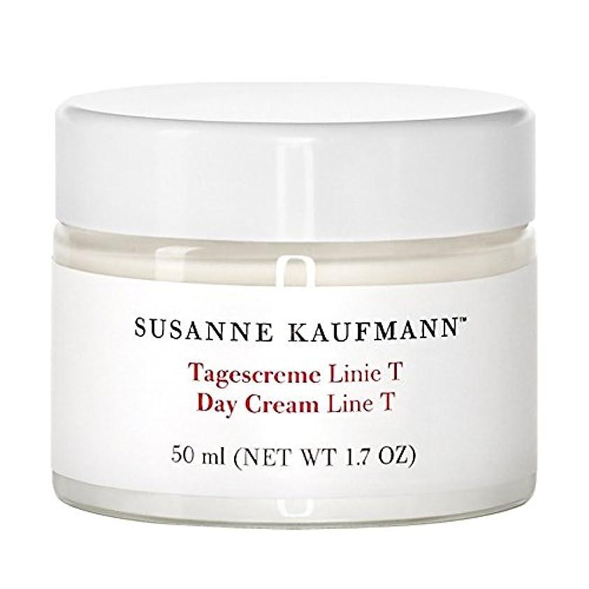 枕考古学者エンターテインメントSusanne Kaufmann Day Cream Line T 50ml (Pack of 6) - スザンヌカウフマン日クリームライントンの50ミリリットル x6 [並行輸入品]