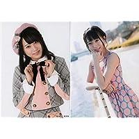 AKB48 チーム8 3rd Anniversary Book パンフレット 特典生写真 2枚コンプ 坂口 渚沙