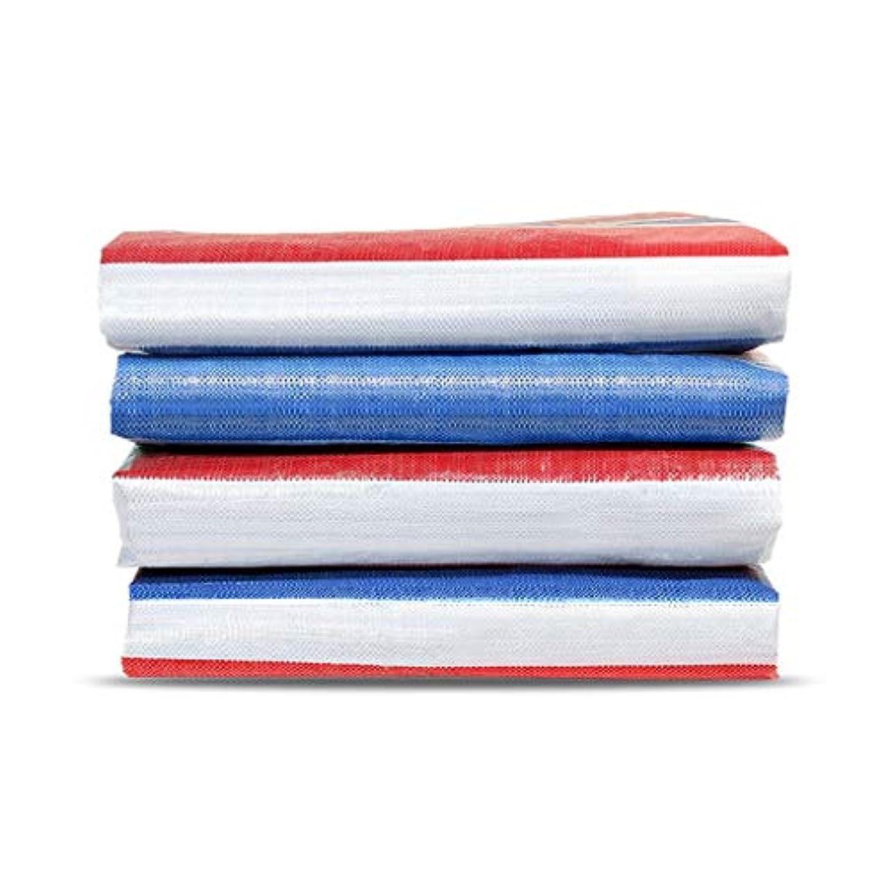 メンバー世論調査どうしたのバイザー布3色ストリップ屋外増粘防水防水日焼け止め防水シート雨シェードキャンバス (Size : 3*10m)