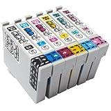 a5df583edd 位, インクのララ 洗浄の達人 EPSON エプソン IC6CL50 IC50 専用 強力 目詰まり洗浄カートリッジ 6色用セット