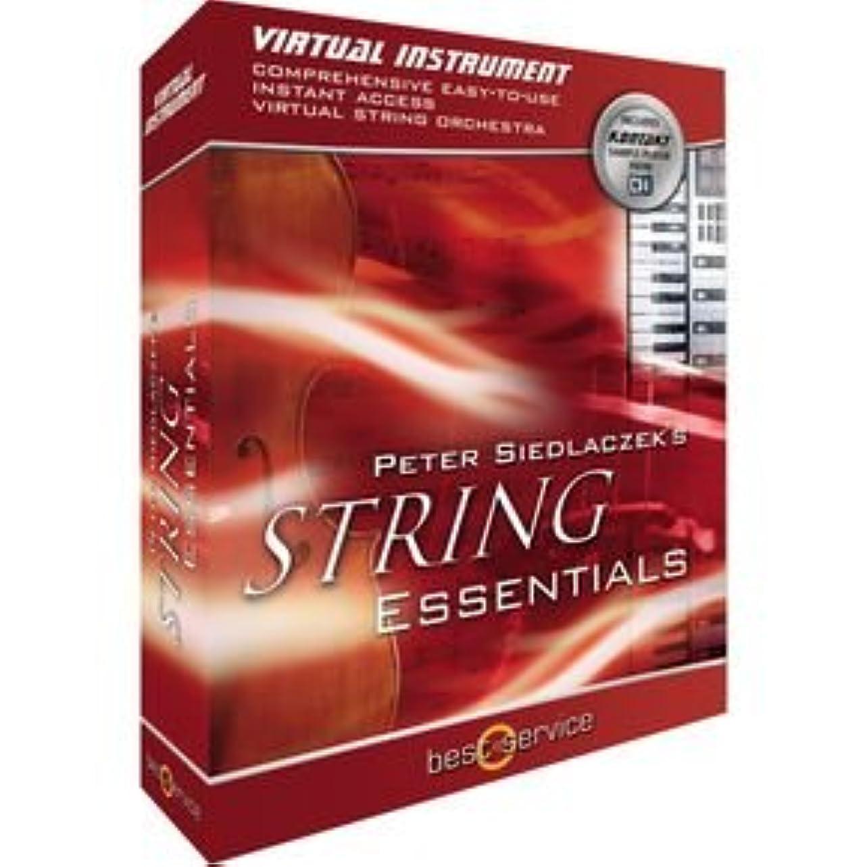 脱臼する下着知っているに立ち寄るBest Service Peter Siedlaczek's String Essentials Virtual Instrument/レコーディング/音楽ソフト【並行輸入品】