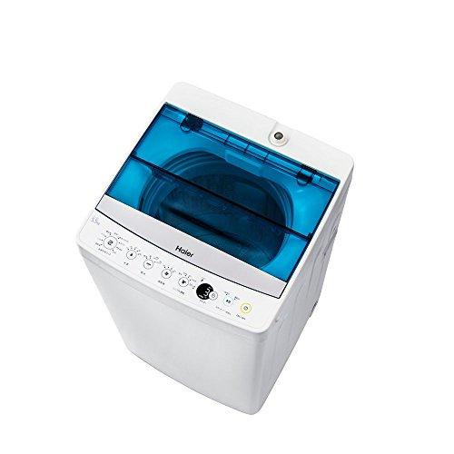 ハイアール 5.5kg 全自動洗濯機 ホワイトHaier J...