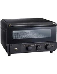 BRUNO ブルーノ トースター 4枚焼き スチーム コンベクショントースター スチームアンドベイク トースター BOE067 (ブラック)