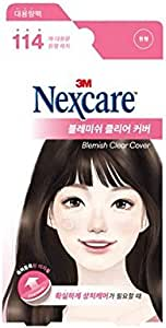 [New] 3M Nexcare Blemish Clear Cover Easy Peel 114 Patches/3M ネクスケア ブレミッシュ クリア カバー イージー ピール 114パッチ入り [並行輸入品]