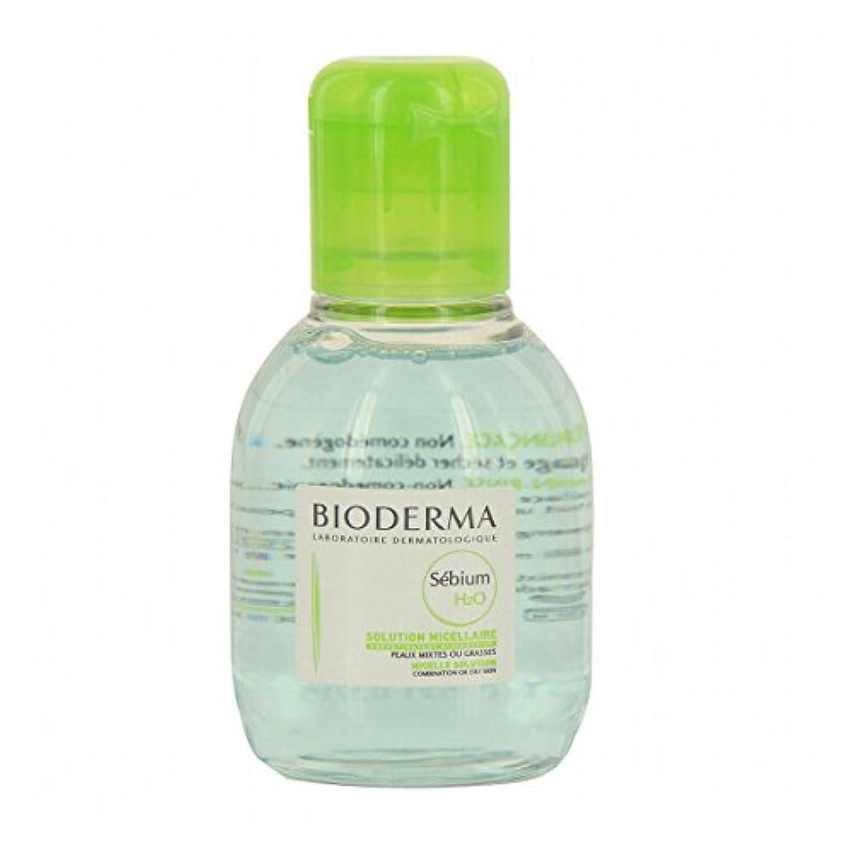 宿題省略申請者Bioderma Sebium H2o Micellar Water 100ml [並行輸入品]