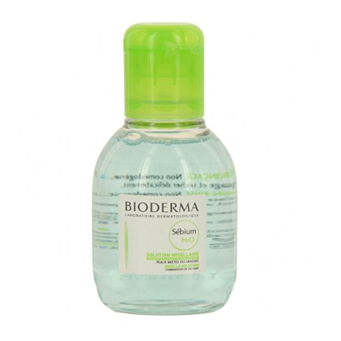広々翻訳者教会Bioderma Sebium H2o Micellar Water 100ml [並行輸入品]