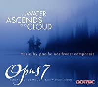As Water Ascends to a Cloud
