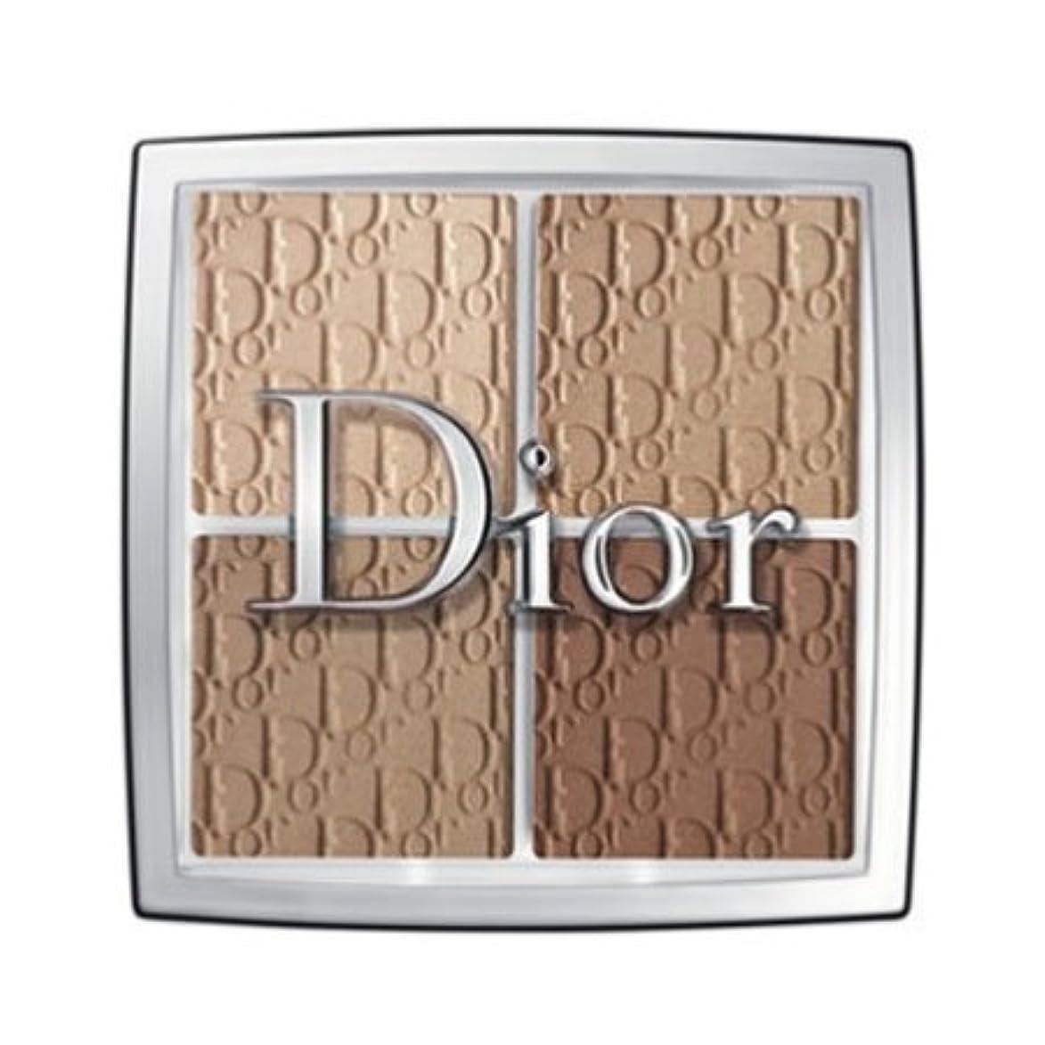 洞窟ベーコン硬化するディオール バックステージ コントゥール パレット -Dior-