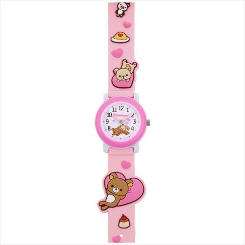 キッズ 腕時計 サンエックス 1800 (リラックマハート)...