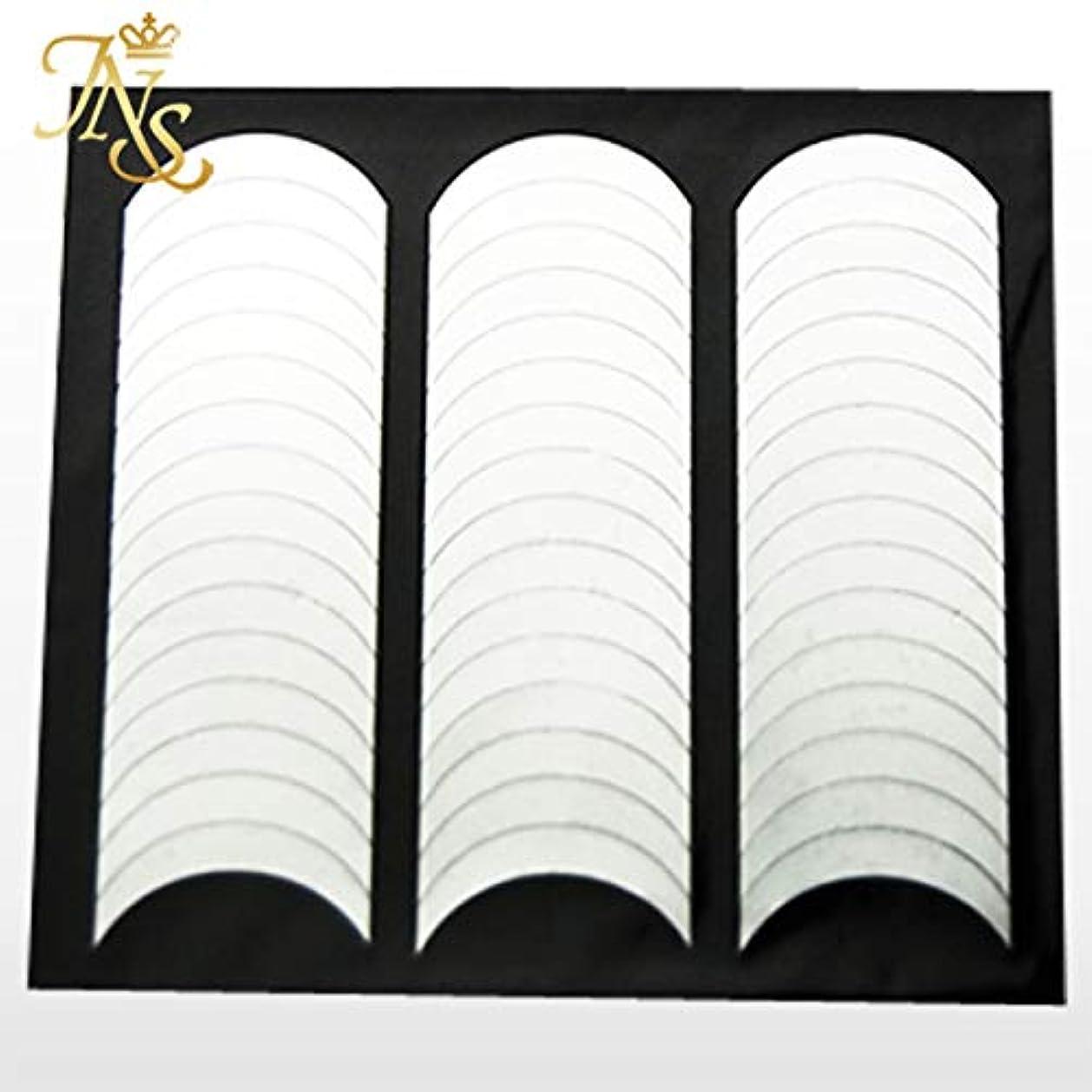 ジェットバウンスバーベキューフレンチネイル ガイド テープ シール 144枚セット