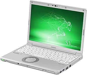パナソニック 12.1型 ノートパソコン Let''s note SVシリーズ シルバーLet''s note 2019年 夏モデル(Core i5/メモリ 8GB/SSD 256GB/Office H&B 2019) CF-SV8KDGQR