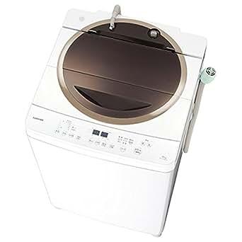 東芝 10.0kg 全自動洗濯機 グランホワイトTOSHIBA マジックドラム AW-10SD3M-W