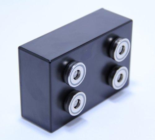 GPSケース 超強力磁石付 車両取付用【Mサイズ】自分で浮気...