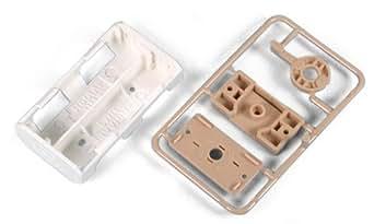 タミヤ 楽しい工作シリーズ TK151// 【 単3電池ボックス 】(2本用・逆転スイッチ付) 電池ボックスと逆転スイッチをセット