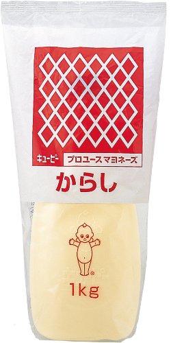 キューピー マヨネーズ プロユース 辛子マヨネーズ 1Kg