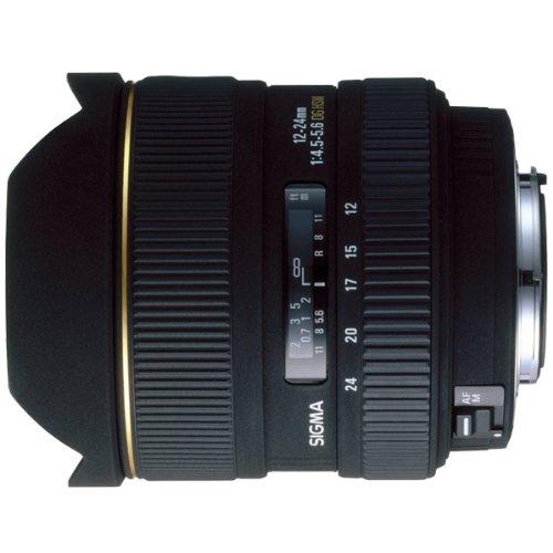 シグマ 12-24mm F4.5-5.6 EX DG  ASPHERICAL ニコン用