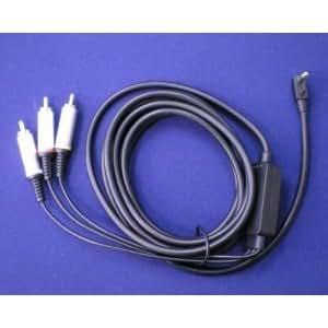 SONY ソニー PSP3000/2000用 コンポジット端子 AVケーブル-531834
