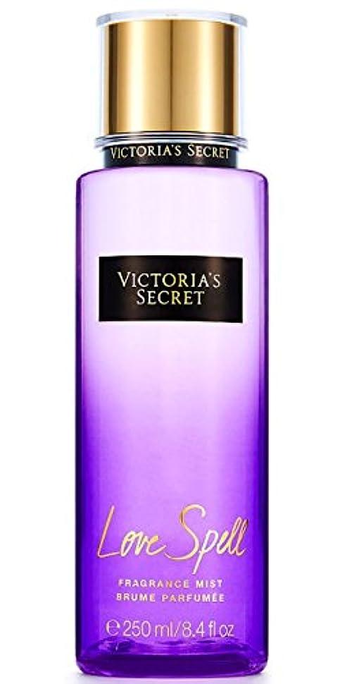 文明化する委託合併ヴィクトリアシークレット(victoria's secret) ラブスペル ボディミスト フレグランス コスメ 250ml[並行輸入品]