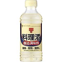 ミツカン 料理酒 ペット 400ml