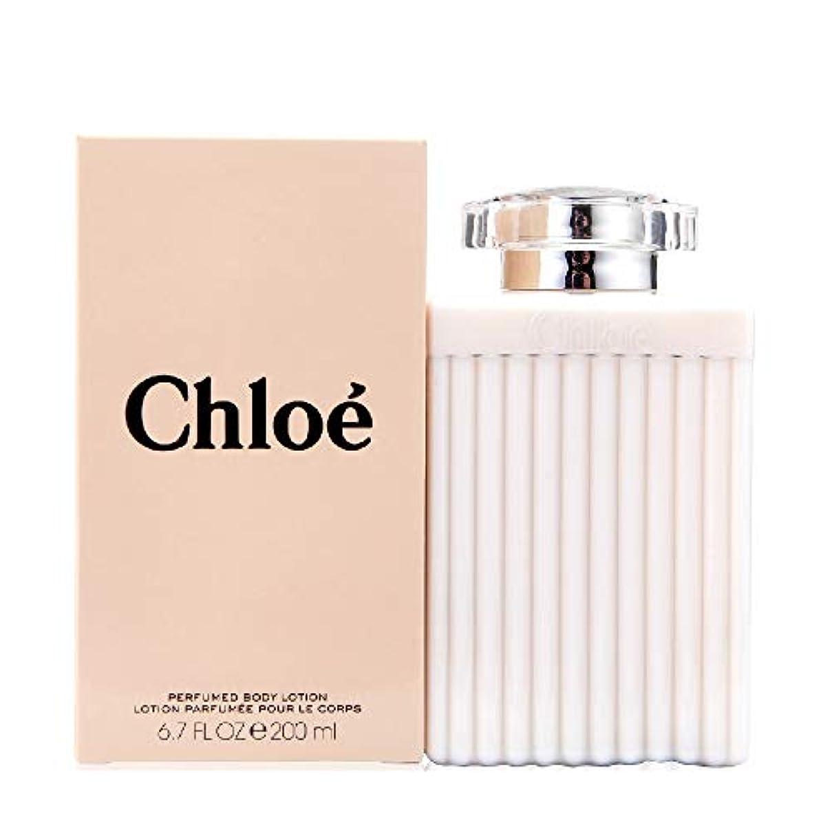 クロエ chloe ボディーローション 200ml 香水『クロエ?オーデパルファム』のボディーローション [並行輸入品]