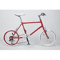 21Technology ミニベロ 20インチ クロスバイク CL20 シマノ6段変速