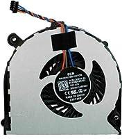 Z-one 交換用CPU冷却ファン HP Probook 640 G1 645 G1 650 G1 655 G1シリーズ ノートパソコン冷却ファン 54ワイヤー 4ピン 738393-001 738685-001 6033B0034401