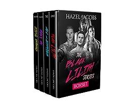 The Black Lilith Series Box Set by [Jacobs, Hazel ]