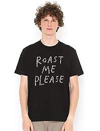 (グラニフ) graniph Tシャツ ロースト (ブラック) メンズ レディース