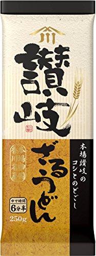 川田製麺 讃岐ざるうどん 250g×5個