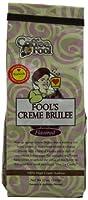 The Coffee Fool Turkish (Powder) Coffee, Fool's Creme Brulee, 12 Ounce