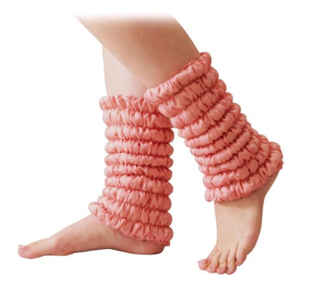 スタック義務的最初に富士パックス販売 オーラ 蓄熱繊維 足湯気分 「 足首 岩盤浴 ウォーマー 」 ピンク