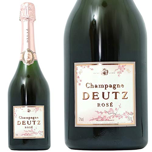 NV ブリュット ロゼ ドゥーツ サクラ限定バージョン 正規品 シャンパン 辛口 ROSE 750ml