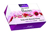 Flowers Soap with Manuka Honey 125g
