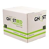 ghostbedプレミアムNoiseless防水マットレスプロテクター クイーン GPROT50