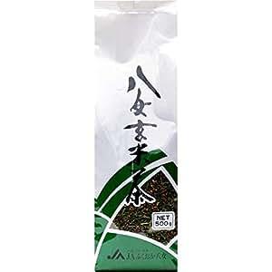 八女 玄米茶 500g JAふくおか八女 福岡の八女茶