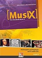 MusiX 3. Audio-CDs (Ausgabe D). Hoerbeispiele und Playbacks